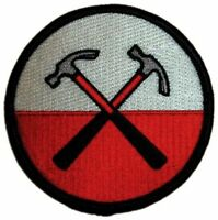 Pink Floyd Hammers Embroidered Patch 3 Great Patch
