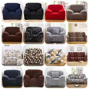 EASY-Stretch-Couch-Sofa-Lounge-Covers-Recliner-1-2-3-Seater-Dining-Chair-Cover