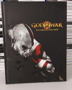 GOD-OF-WAR-3-ULTIMATE-ED-PS3-PS4-GUIDA-STRATEGICA-NUOVO-ITALIANO-NON-SIGILLATO