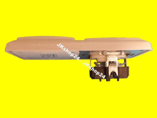 Unterputz-Steckdose Intertechno Doppel Funk-Wandsender ITW-852 Rahmen TOP-SET