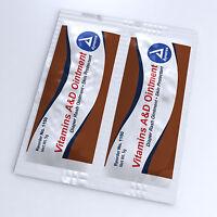 Dynarex A&d Vitamin Ointment, 5grams Foil Pack, 144pcs/box, Tattoo Ointment,