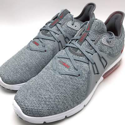 shopping stable quality 2018 shoes Nike Air Max Sequent 3 Men's Running Shoes Cool Grey / University ...