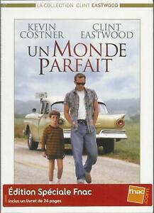 Un Monde Parfait Clint Eastwood Ed Fnac Dvd Livret De 24 Pages Neuf Sous Cello Ebay