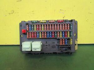 Mini One Cooper Hatch R50 01 06 16 Petrol Fuse Box Ebay