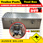 Aluminium-Top-Open-Tool-Box-1210-450-480-mm-Opening-Ute-Trailer-Toolbox-Checker thumbnail 1