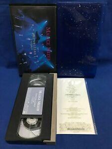 Malice-Mizer-merveilles-l-039-espace-Japan-VHS-Video-Tape-NTSC-COVA-6191-Gackt-1998