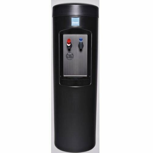 WATER COOLER A3500 AQUVERSE-CLOVER HOT AND COLD DISPENSER  FILTRATION OPEN BOX
