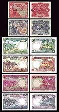 BANQUE DU CONGO BELGE COPY LOT B (1940 - 1944) - Reproductions