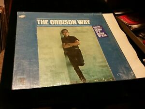 1965 The Orbison Way Vinyl Roy Orbison LP Stereo Original Shrink SE-4322