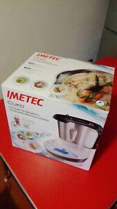 Cuko Imetec Robot Da Cucina Con Cottura Multifunzione Multicooker Nuovo Bianco Ebay