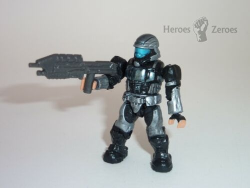 Halo Mega Bloks Set #96853 UNSC ODST Ground Force Specialist with Assault Rifle