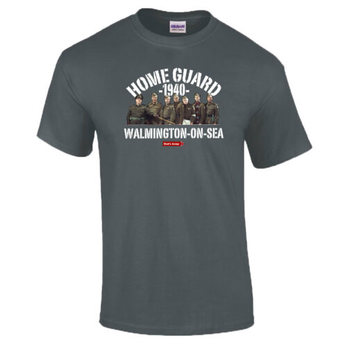 Dad/'s Army Cult TV Home Guard 1940 Walmington Mainwaring Pike Dads T-Shirt