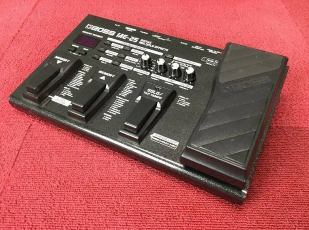 BOSS ME-25 Bass Guiter ME25 Guitar Multi-Effects