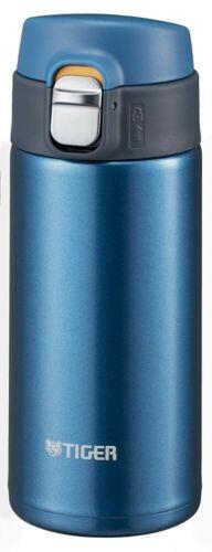 Tiger Thermos bottle MugBottle marine blue 360ml Sahara MMJ-A361-AM*