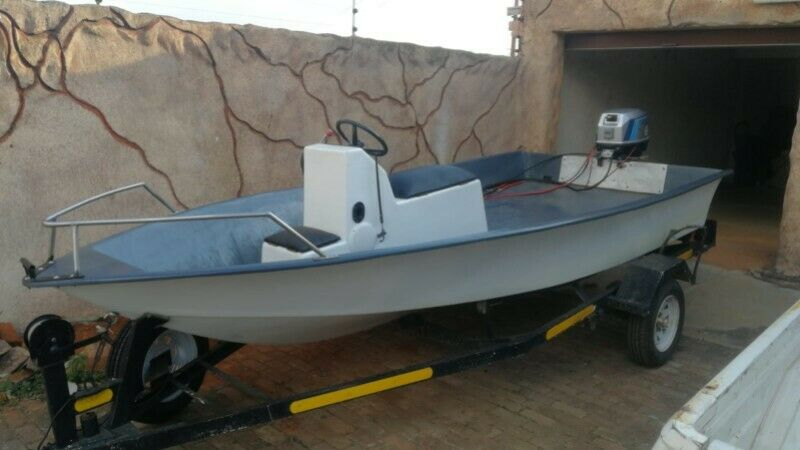 Fishing boat for Sale Price reduced