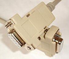 Nullmodemkabel Null Modem Kabel 3m 9pol - 9pol Receiver
