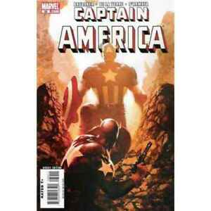 Captain America (2005 series) #39 in Near Mint condition. Marvel comics [*uy]