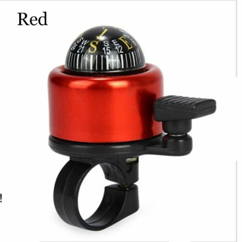 Safety Warning Handlebar Compass Horn Ring-down Bikes Alarm Ring Bicycle Bell