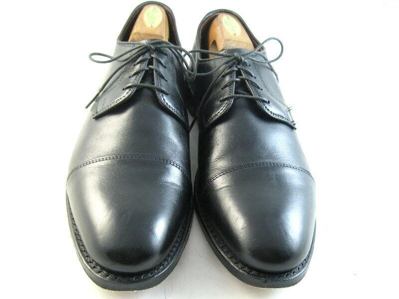 Allen Edmonds  LEXINGTON   Oxfords 9.5 D Black   (883)
