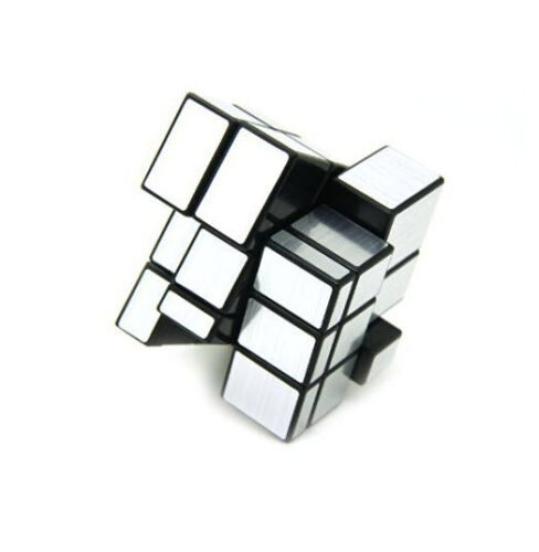 Teen Boy Gifts Puzzle Cube Toy Strange Cool Developmental Stress Relief White x1