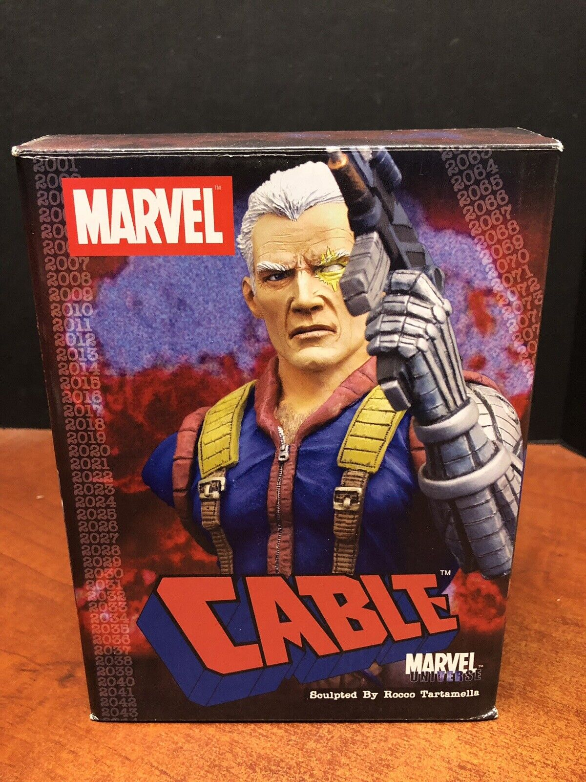 Diamond Select Marvel Cable Mini Bust TAMP0192