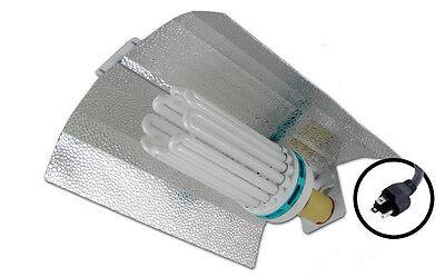 Horticulture 125 Watt CFL Compact Fluorescent Grow Light Bulb System