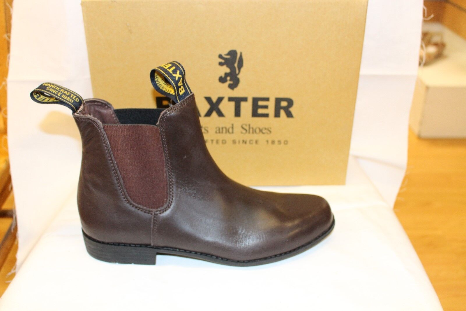 SHOES  FOOTWEAR - Elastic sided boots Baxter Appaloosa  buy cheap new