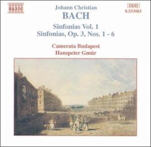 J-C-BACH-SINFONIAS-VOL-1-NEW-CD