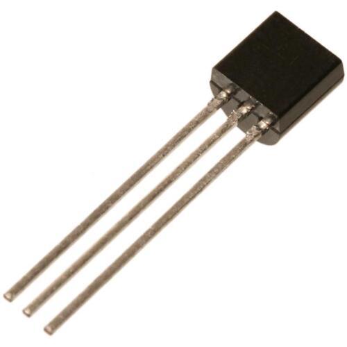 BC550C Transistor npn 45V 100mA 625mW TO92 von Fairchild Semiconductor