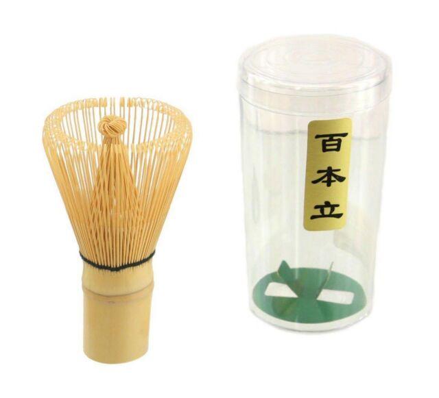 Bamboo Matcha Whisk 100 Prong S-2200