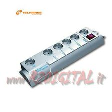 MULTIPRESA PROGRAMMABILE USB ORARIO SOFTWARE PC PROTEZIONE ACQUARIO STAMPANTE