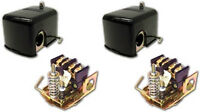 Lot Of 2 Pump Protection Merrill Water Well Pressure Switch Submersible Jet