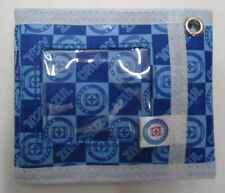 Maquina Del Cruz Azul Tri-Fold Wallet, New Official Product Soccer FMF Blue Whit