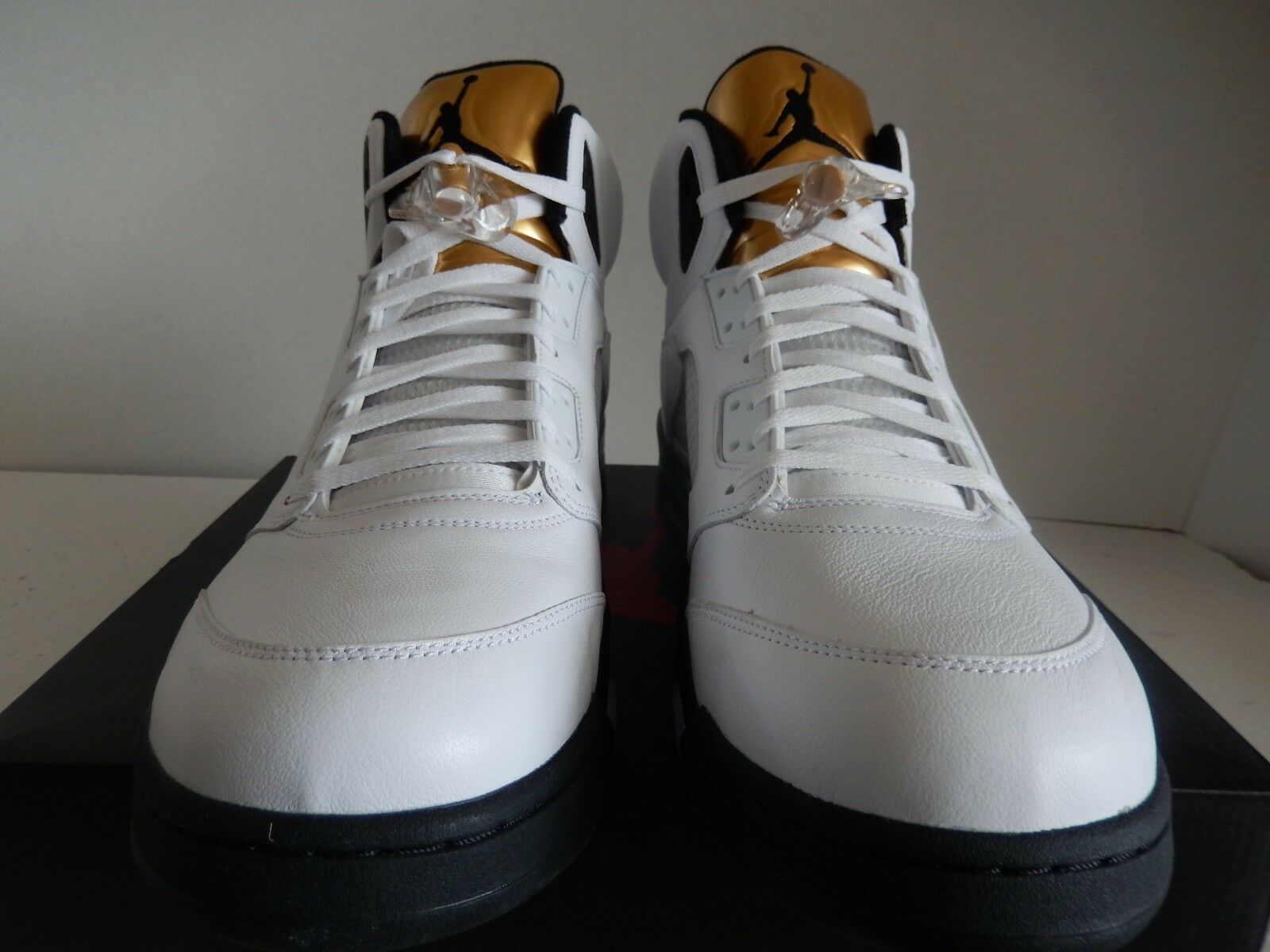 buy online 82a7b 4eb5d ... NIKE AIR JORDAN 5 RETRO WHITE-BLACK-METALLIC WHITE-BLACK-METALLIC WHITE  ...