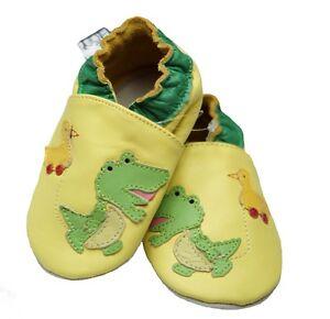 Zapatos de gateo COCODRILOS Gr Empuje Cuero 17 18 19 20 21 22 23 24 25 26 27 28