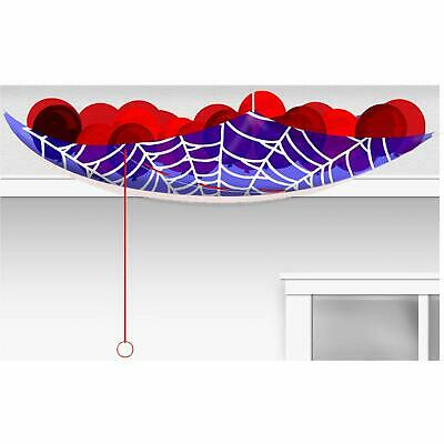 Ultimate Spider-Man Marvel Superhero Birthday Party Decoration Snack Caddy