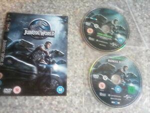 Dvd-Jurassic-world-disc-only-236
