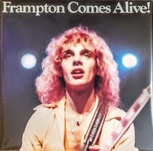 "PETER FRAMPTON - FRAMPTON COMES ALIVE - 2 LP VINYL SET "" NEW, SEALED """