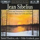 Unknown Artist Jean Sibelius - Theme and Variations for CD