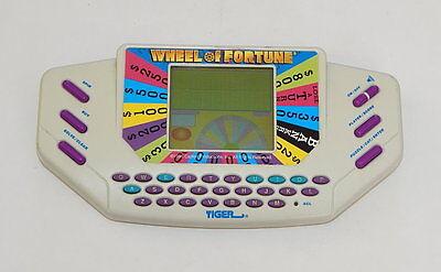 Wheel Of Fortune Cartridge #6 Tiger Electronics