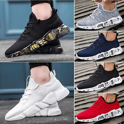 Damen Herren Sneakers Laufschuhe Sportschuhe Turnschuhe Sneaker Schnür Freizeit Reine WeißE