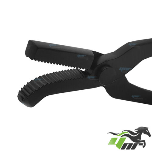 """YNR® England Farriers Tools Curved Jaw Clincher 13/"""" Rubber Grip Vanadium Steel"""
