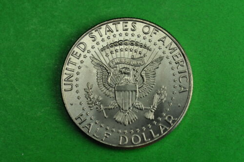 2015-D  BU Mint State Kennedy US Half Dollar Coin