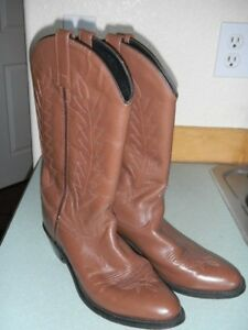 4b88c5f104a Details about Sheplers Old West Women's Cowboy Boot SCL7017 Size 7.5 M