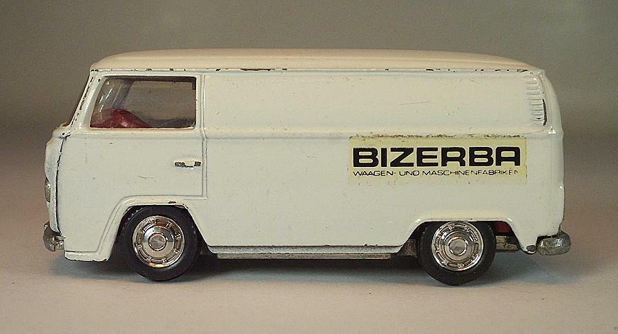 Schuco 1 66 no 311  911 VW Transporter T2 Volkswagen Bizerba Scales  345  confortable