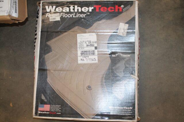 WeatherTech 448842 Rear Floor Liner