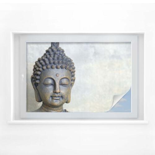 Pare-vue Film Bouddha visage