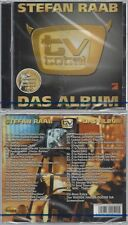 CD--NM-SEALED-STEFAN RAAB -2000- -- DAS TV-TOTAL ALBUM