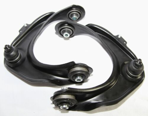 Front LH+RH Upper Control Arm+Balljoint Set for 04-08 AcuraTSX 03-07 Accord