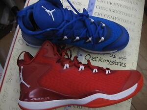 57f204e8e761de new Nike Jordan Super.Fly 3 Mens 684933 610 404 BASKETBALL CHOOSE ...